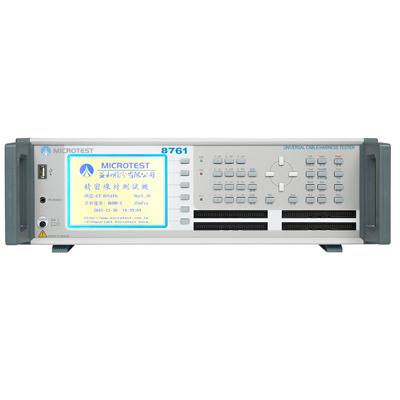 線材測試儀器精密四線式線材測試儀器8761N/8761NA/8761FA