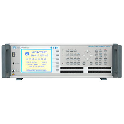 精密四線式線材測試儀器8751N/8751NA/8751FA