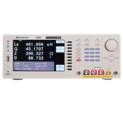 精密型LCR Meter 6365